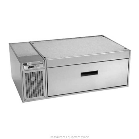 Randell FX1-4N1A Refrigerator Freezer, Convertible (Magnified)