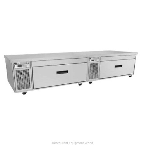 Randell FX2-4N1CS Refrigerator Freezer, Convertible (Magnified)