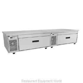 Randell FX2-4N1CS Refrigerator Freezer, Convertible