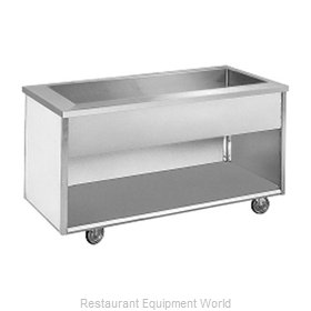 Randell RAN IC-6S Serving Counter, Cold Food