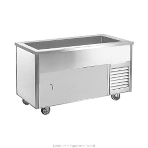 Randell RAN SCA-2 Serving Counter Cold Pan Salad Buffet