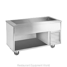 Randell RAN SCA-3S Serving Counter, Cold Food
