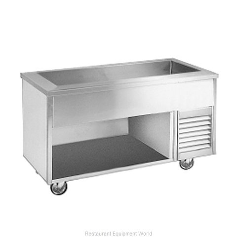 Randell RAN SCA-5S Serving Counter Cold Pan Salad Buffet