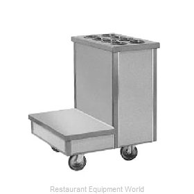 Randell RAN SW-12 Flatware & Tray Cart