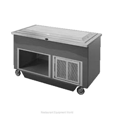 Randell RANFG FTA-6S Serving Counter, Frost Top