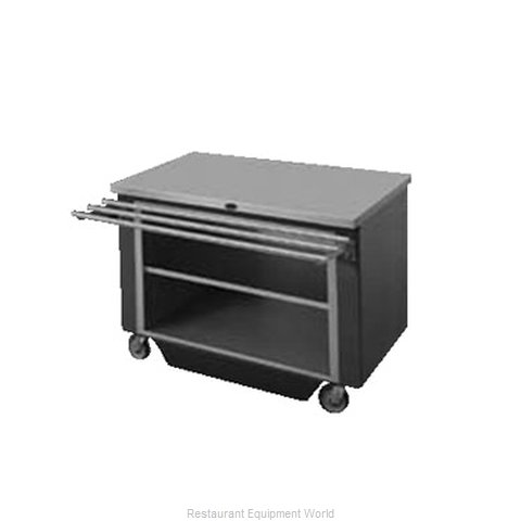 Randell RANFG ST-3S Serving Counter Utility Buffet (Magnified)