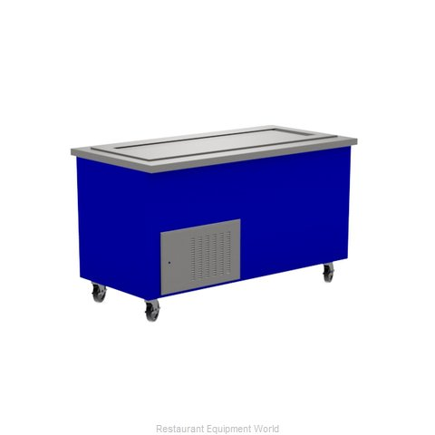 Randell RS FGC-RFT-3 Serving Counter, Frost Top