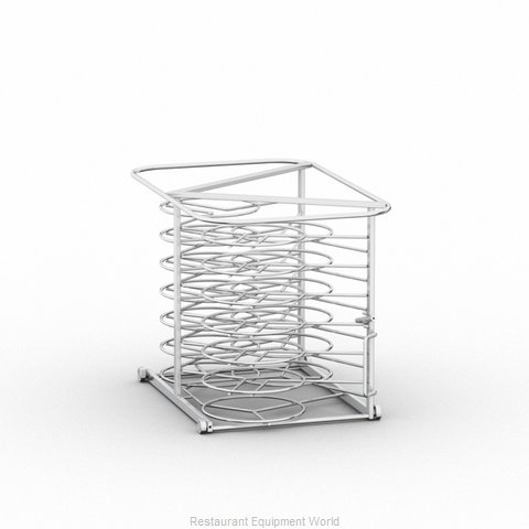 Rational 60.61.702 Plate Rack, Mobile