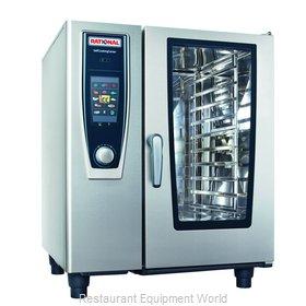 Rational B118206.27E Combi Oven, Gas