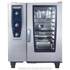 Rational B119106.12.202 Combi Oven, Electric