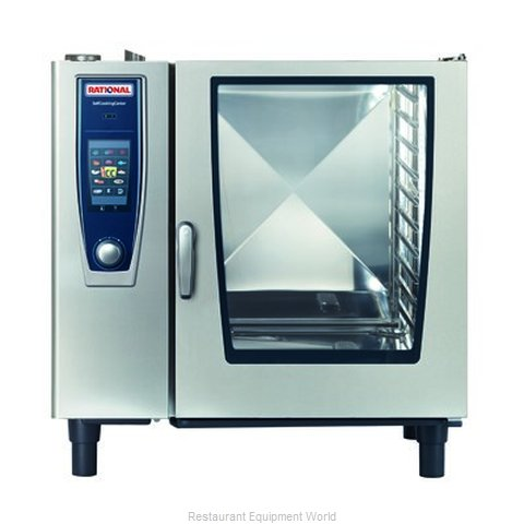 Rational B128106.12 Combi Oven, Electric