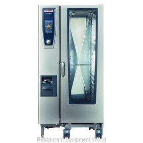 Rational B218206.19E Combi Oven, Gas