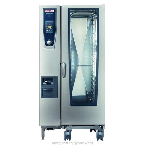 Rational B218206.27D Combi Oven, Gas