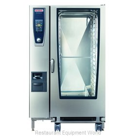 Rational B228106.12 Combi Oven, Electric