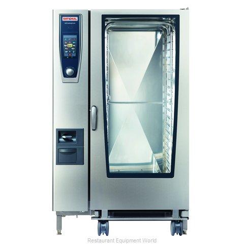 Rational B228206.19D Combi Oven, Gas