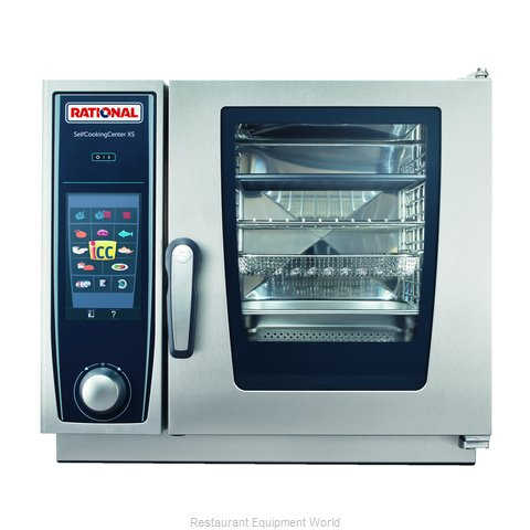 Rational B608106.12 QS Combi Oven, Electric