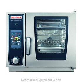 Rational B608106.12 Combi Oven, Electric