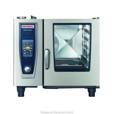 Rational B618106.12 Combi Oven, Electric