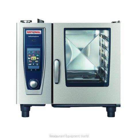 Rational B618206.19E Combi Oven, Gas