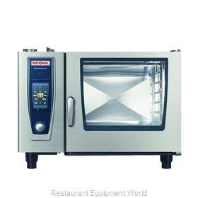 Rational B628206.19D Combi Oven, Gas