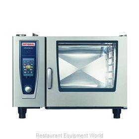 Rational B628206.19E Combi Oven, Gas