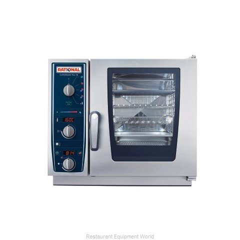 Rational CMP XS E 208/240V 1 PH (LM200AE) Combi Oven, Electric