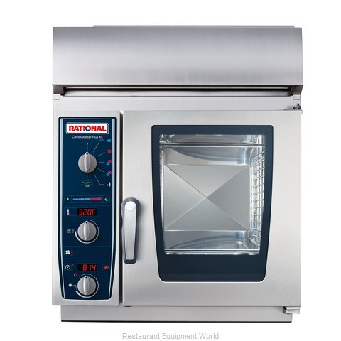 Rational CMP XS E 208/240V 3 PH UV(LM100AE) Combi Oven, Electric