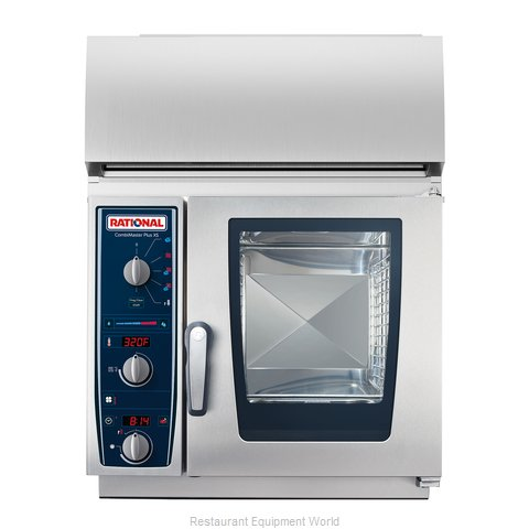 Rational CMP XS E 208/240V 3 PH UVP(LM100AE) Combi Oven, Electric