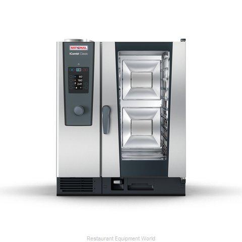 Rational ICC 10-HALF E 208/240V 3 PH (LM200DE) Combi Oven, Electric
