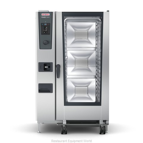 Rational ICC 20-FULL NG 208/240V 1 PH (LM200GG) Combi Oven, Gas