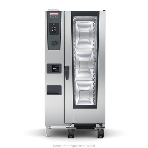 Rational ICC 20-HALF NG 208/240V 1 PH (LM200FG) Combi Oven, Gas