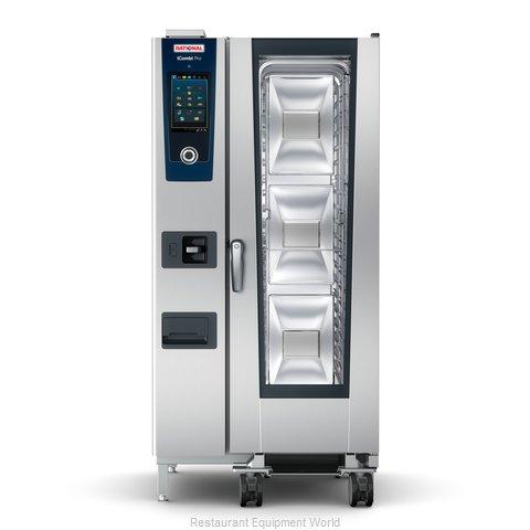Rational ICP 20-HALF LP 120V 1 PH (LM100FG) Combi Oven, Gas