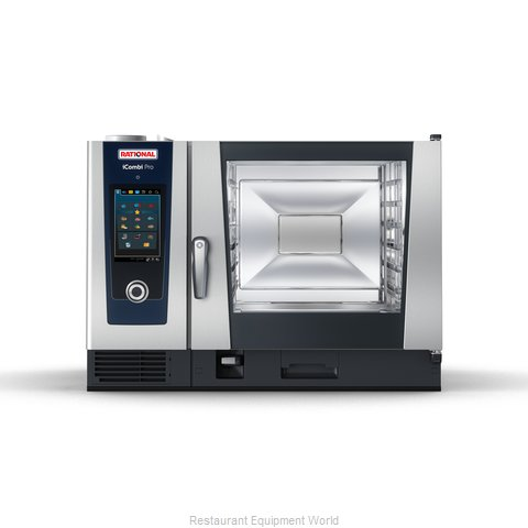 Rational ICP 6-FULL E 208/240V 3 PH (LM100CE) Combi Oven, Electric