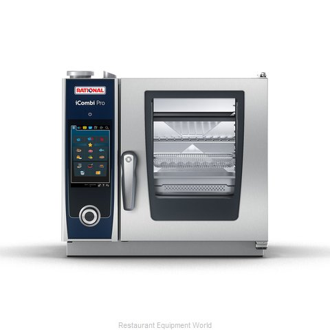 Rational ICP XS E 208/240V 3 PH (LM100AE) Combi Oven, Electric