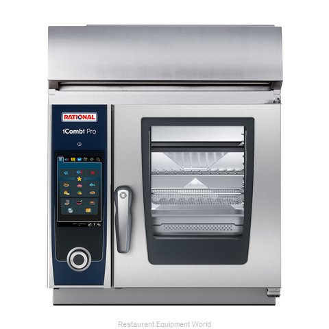 Rational ICP XS E 208/240V 3 PH UV(LM100AE) Combi Oven, Electric