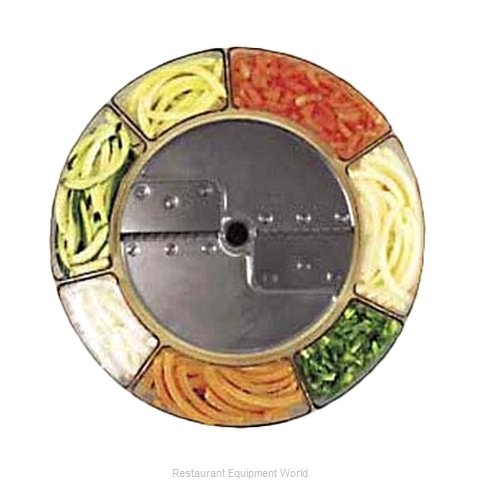 Robot Coupe 27067 Food Processor, Slicing Disc Plate