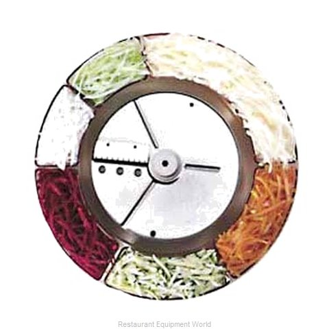 Robot Coupe 27080 Food Processor, Slicing Disc Plate