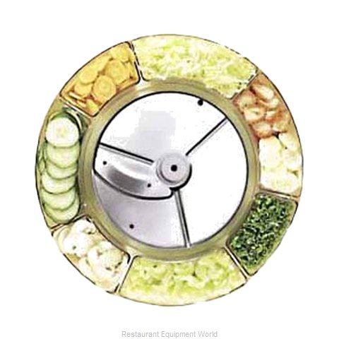 Robot Coupe 27566 Food Processor, Slicing Disc Plate