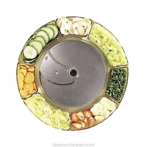 Robot Coupe 28004 Food Processor, Slicing Disc Plate