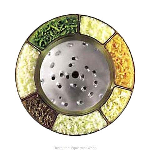 Robot Coupe 28165 Food Processor, Shredding / Grating Disc Plate