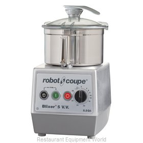 Robot Coupe BLIXER 5 VV Blender, Food, Countertop