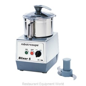 Robot Coupe BLIXER 5 Blender, Food, Countertop