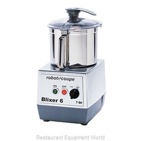 Robot Coupe BLIXER 6 (3 PHASE) Food Processor, Benchtop / Countertop