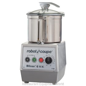 Robot Coupe BLIXER 6 VV Blender, Food, Countertop