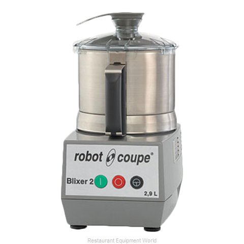 Robot Coupe BLIXER2 Food Processor, Benchtop / Countertop (Magnified)