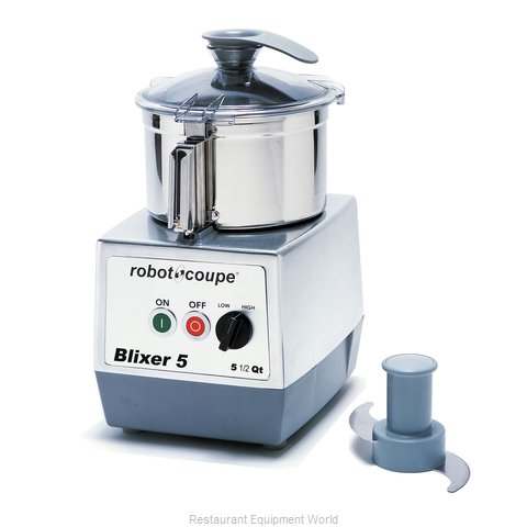 Robot Coupe BLIXER5 Food Processor, Benchtop / Countertop (Magnified)