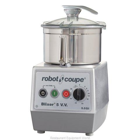 Robot Coupe BLIXER5VV Food Processor, Benchtop / Countertop