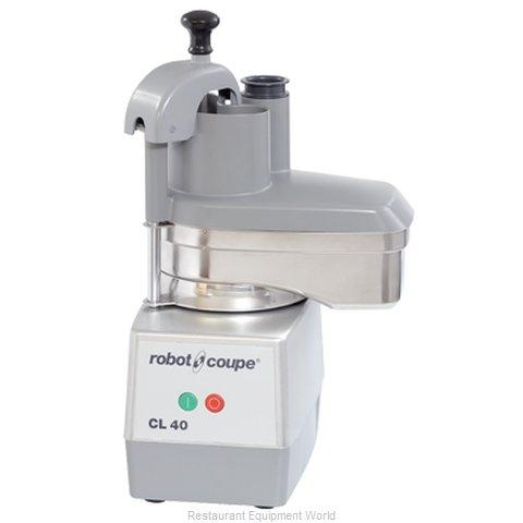 Robot Coupe CL40 NODISC Food Processor, Benchtop / Countertop