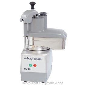 Robot Coupe CL40 Food Processor
