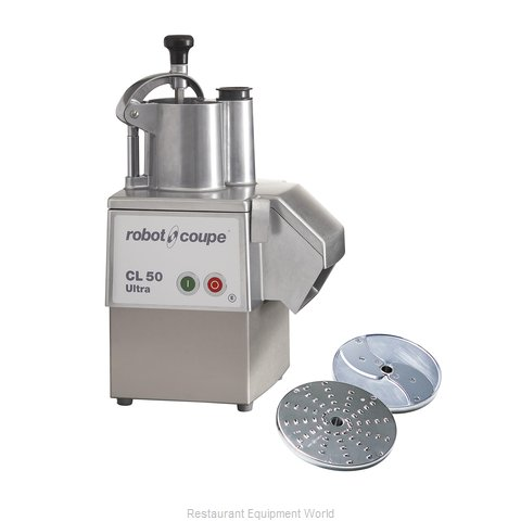 Robot Coupe CL50EULTRA NODISC Food Processor, Benchtop / Countertop